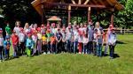 ВО «Карпати» організувало екскурсію для працівників і їх дітей на «Карпатський трамвайчик»