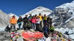 Інженер з логістики ВО «Карпати» підкорив Еверест